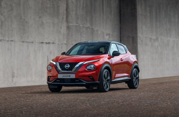 Nissan invites customers to see next-generation Juke at special dealer events