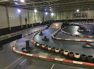 Hurry to grab the last space at our next go-karting qualifier!