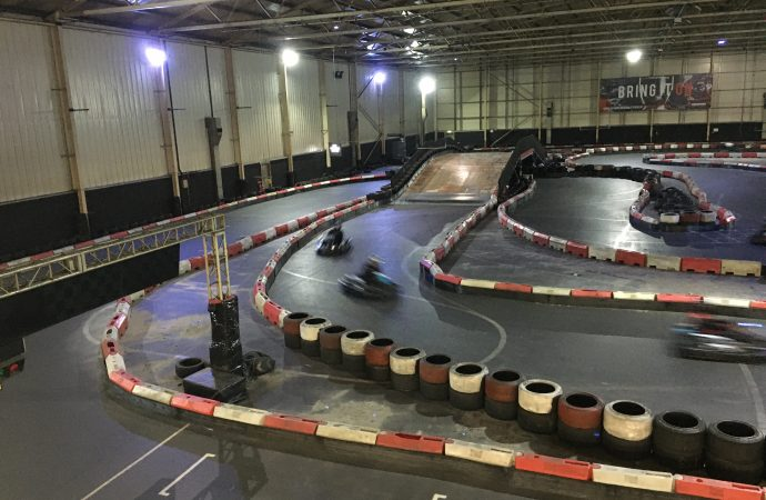 It's anyone's race as teams battle for go-karting challenge glory at Manchester qualifier!