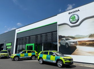 North East Ambulance Service adds Skoda Kodiaq to fleet