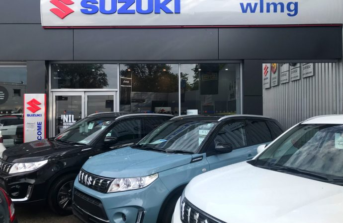 New Suzuki dealership hits the ground running