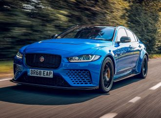 First Drive: Jaguar XE SV Project 8 Touring – it might be mad but we're glad it exists!
