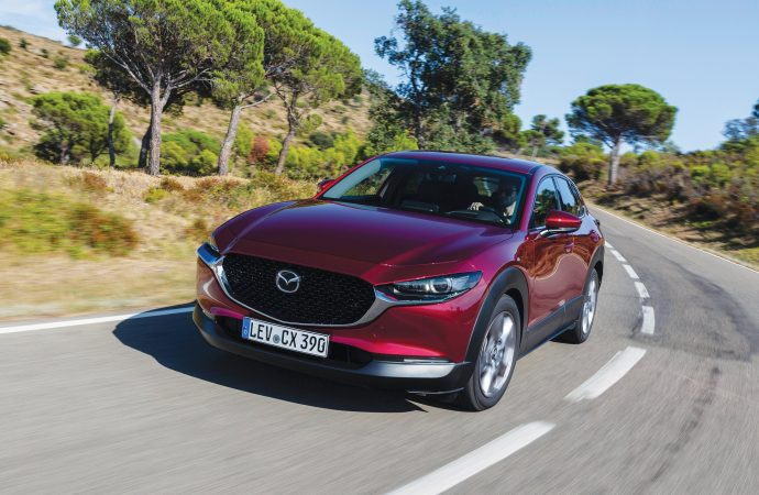 First Drive: Mazda CX-30 is well-equipped, spacious and refined