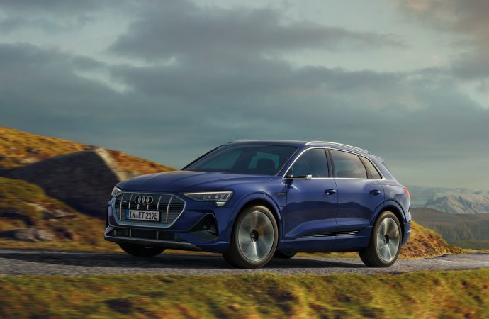 Audi updates all-electric e-tron for more range