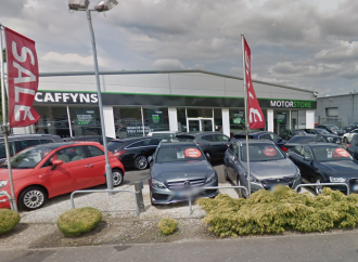 Caffyns sees half-year pre-tax profit plummet by 92 per cent to £56,000