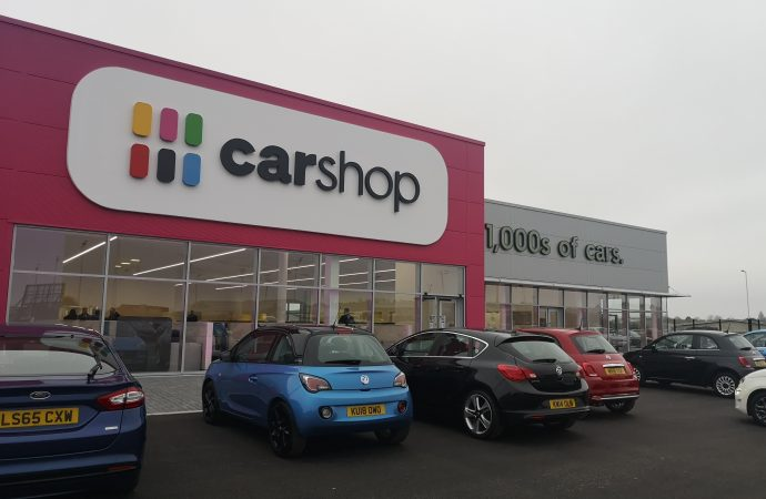 CarShop to open Bristol store in £14m investment