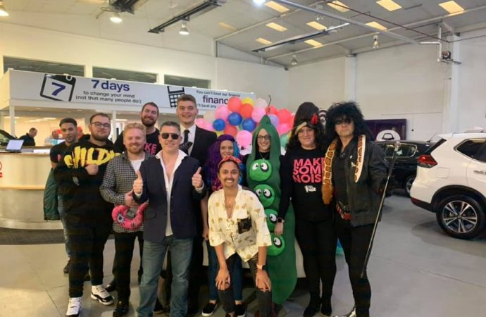 CarShop colleagues raise more than £185,000 for charity