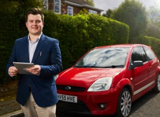 By George! Has young entrepreneur got it for £20,000 award?