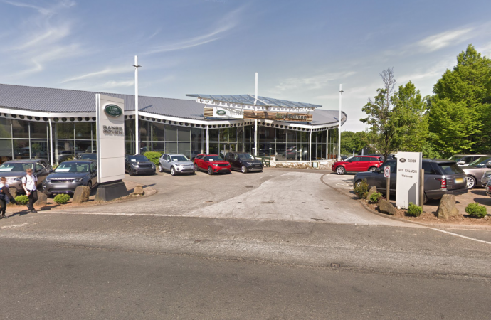 Guy Salmon Land Rover looks to build £10m showroom in Wakefield