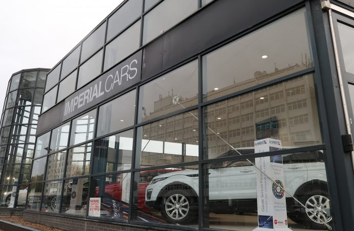 Imperial Cars reaches Wembley with opening of another new dealership