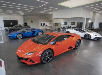Lamborghini's UK network expands with opening of 11th dealership
