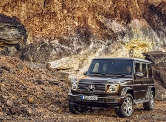 All-electric Mercedes-Benz G-Class confirmed