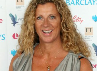 Olympic champion Sally to take to the rostrum at charity auction