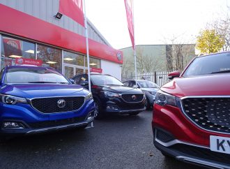 Palmers Motor Company joins the MG family