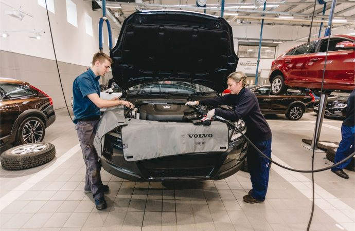 Volvo to help ex-armed forces personnel find new careers in automotive sector