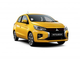 Refreshed Mitsubishi Mirage revealed ahead of 2020 launch