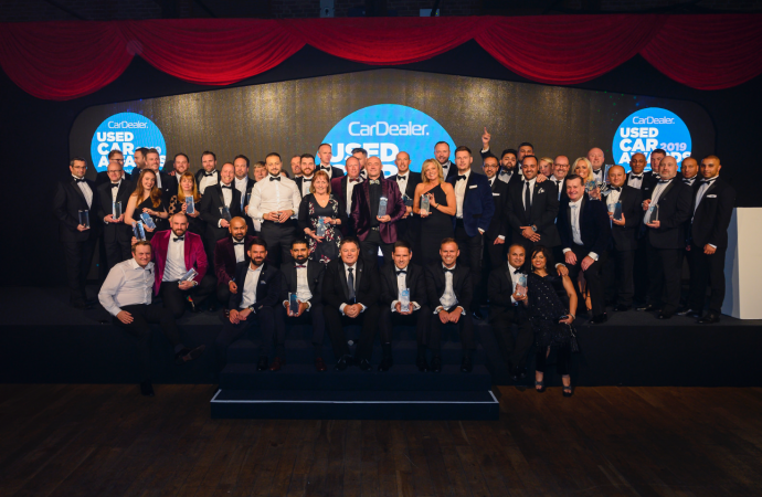 Check out the official pictures from the 2019 Used Car Awards!
