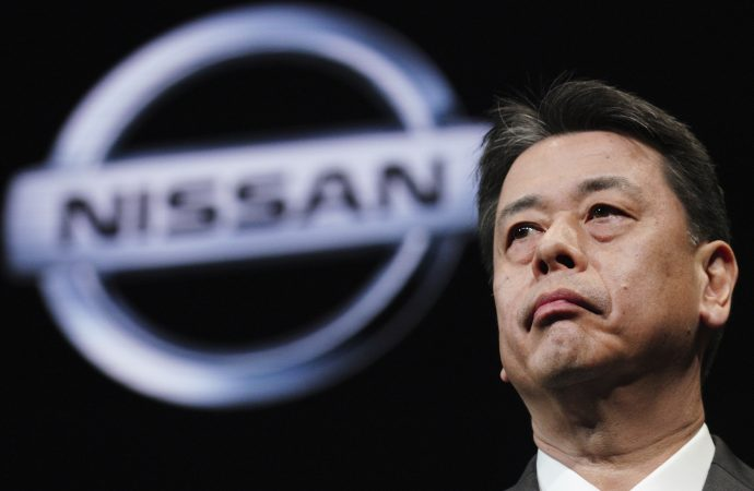 New Nissan boss vows to turn page on financial scandals