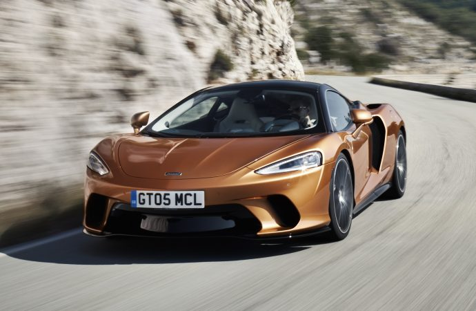 First Drive: McLaren GT – practicality as well as performance