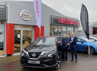 Next-generation Nissan Juke arrives in UK showrooms