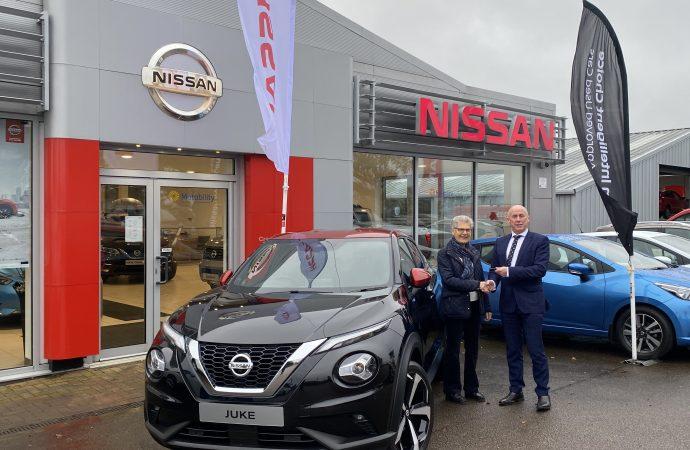 Next-generation Nissan Juke arrives in UK showrooms