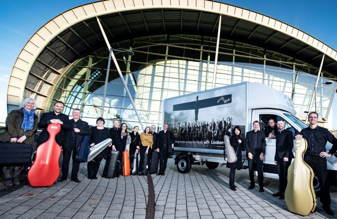 Lookers hits the right note with sponsorship of orchestra