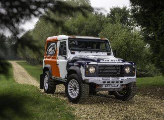 Jaguar Land Rover acquires off-road specialist tuner Bowler