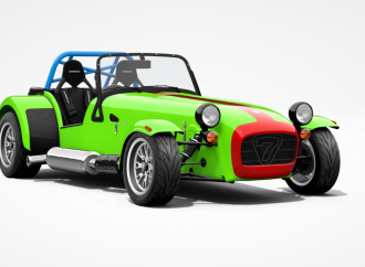 Quadrillions of Caterham combinations on offer as configurator launched