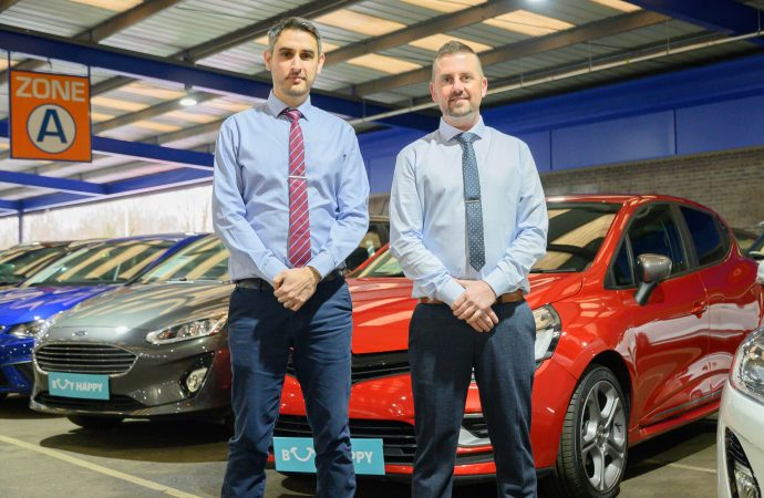 New general sales manager appointed at Swansea Motorpoint site