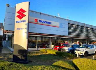 Crown Motors joins Suzuki network with 'stunning' addition after two years of planning