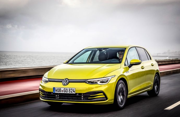 First Drive: New Volkswagen Golf, still very much a class act