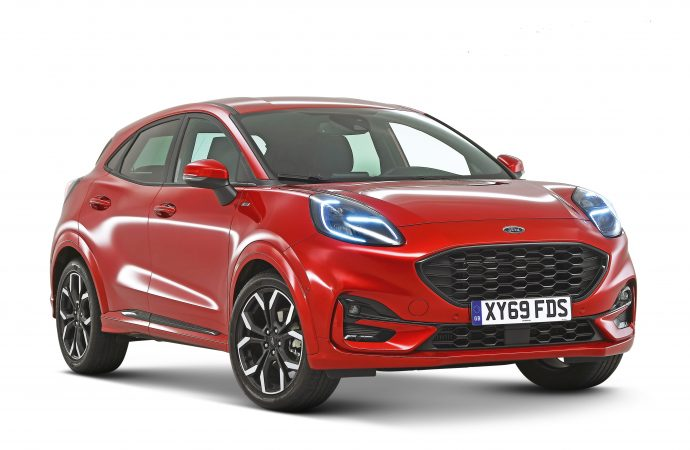 Ford Puma crowned What Car? Car of the Year for 2020