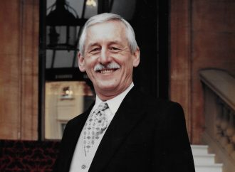 Tributes paid as former Ben CEO Geoffrey Atkinson dies aged 81