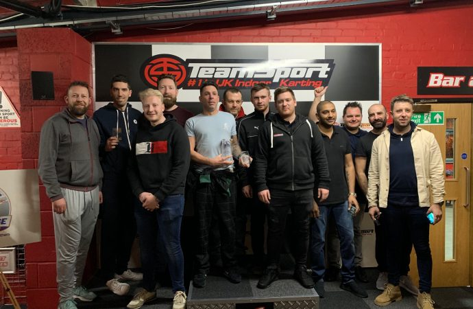Bikers smash it on four wheels at penultimate go-karting challenge qualifier