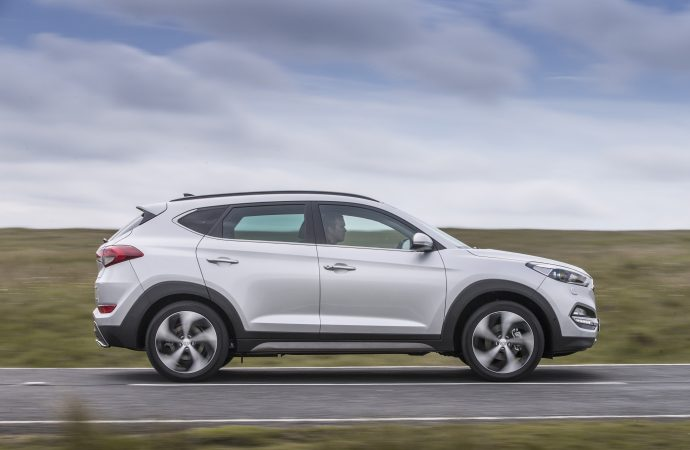 SUVs top used car league table for 2019, according to new report