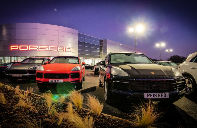 Listers group opens impressive new Porsche dealership in Hull