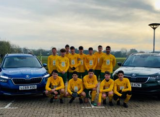 Football youngsters net major motor retail sponsorship