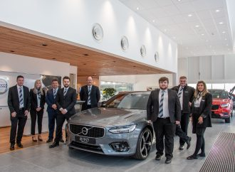A launch party with a twist at new Sheffield Volvo dealer