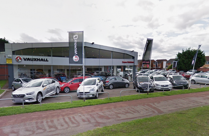 'Small number' of Evans Halshaw Vauxhall outlets set to close
