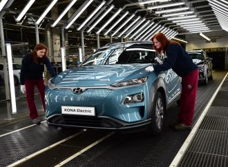 Waiting times for Hyundai Kona reduced as production shifts up a gear
