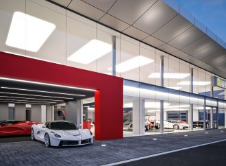 JCT600 finalises multi-million-pound Ferrari Leeds showroom contract