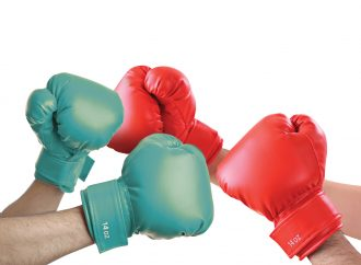 James Baggott: Knockout blows that made one dealer throw in the towel