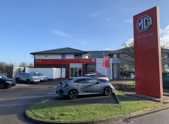 Howards Motor Group joins MG family with two sites