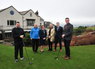 Motorpoint branch forms partnership with its local golf club
