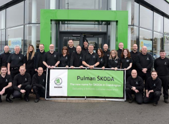North-east Skoda dealership has new owners