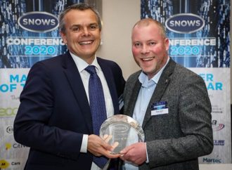 Snows hails Greg Jones as its Manager of the Year