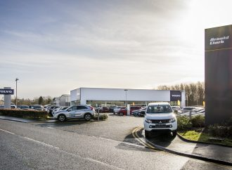 Stirling Volvo retailer celebrates grand opening of new showroom