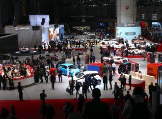 Geneva Motor Show visitors with coronavirus symptoms must stay away