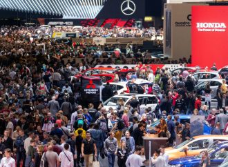 Geneva Motor Show 'will take place as scheduled' despite coronavirus concerns