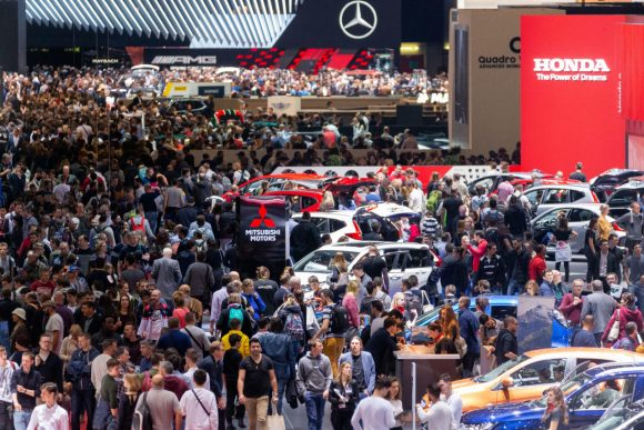 Swiss government cancels 2020 Geneva Motor Show amidst coronavirus fear
